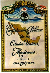 La constitution mexicaine de 1917