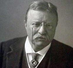 "Theodore Roosevelt, créateur de la ""big stick policy"""