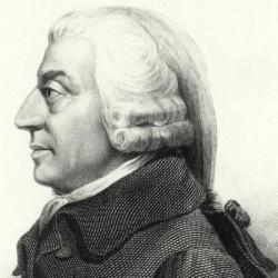 Adam Smith, a formulé l'idéologie libérale dans Recherches sur la nature et les causes de la richesse des nations, 1776