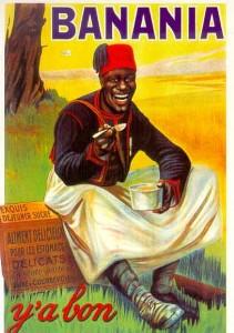 Affiche Banania, 1915