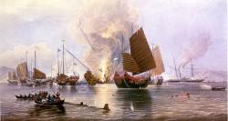 La Première Guerre de l'opium