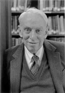James Tobin, créateur de la taxe du même nom
