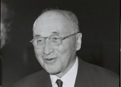 Jean Monnet, père du fédéralisme européen
