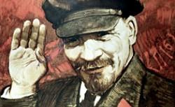 Lénine, instigateur de la prise de pouvoir bolchévique