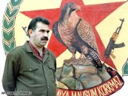 Abdullah Öcalan, leader du PKK, actuellement en détention sur l'île prison d'Imrali