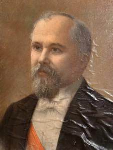 Raymond Poincaré, auteur de la réforme du franc en 1927-1928