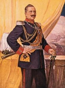 Guillaume II, Empereur d'Allemagne entre 1888 et 1918