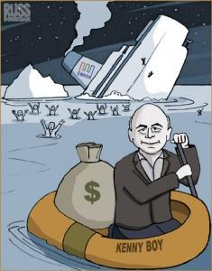 Enron : comment transformer ses emprunts en résultats nets.