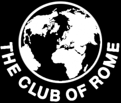 Logo du club de Rome, véritable think-tank international avant l'heure