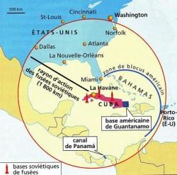 Washington atteint par un missile tiré depuis Cuba : un fait crédible en 1962