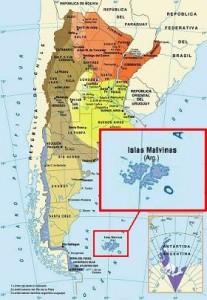 Les îles Malouines, enjeu d'une guerre futile entre la Grande-Bretagne et l'Argentine qui fera néanmoins près de 900 morts.
