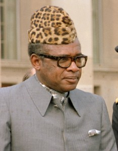 """""""Le léopard de Kinshasa"""""""