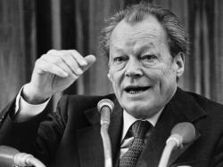 Willy Brandt, le Père de la réunification allemande