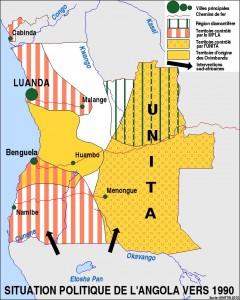 La guerre civile angolaise : 27 ans de combat