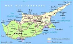 Chypre, une île coupée en deux