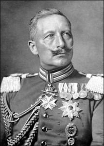 Guillaume II, dernier empereur allemand