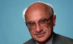 Milton Friedman, figure emblématique de l'Ecole de Chicago