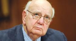 Paul Volcker, l'homme qui a mis fin à la stagflation aux Etats-Unis