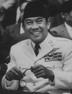 Soekarno, figure de l'indépendance indonésienne