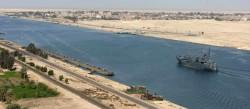 La prise du Canal de Suez, symbole de la perte d'influence de la France et du Royaume-Uni