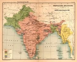 L'Inde, joyau de la couronne britannique