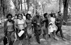 Une des très nombreuses marches pour les droits sociaux organisées aux Etats-Unis