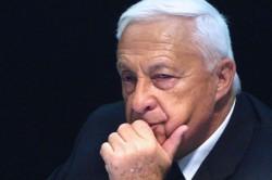 Ariel Sharon, surnommé le bulldozer à la fois pour sa corpulence et son style politique, est un homme politique très controversé.
