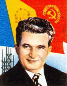 Nicolae Ceaușescu, né le 26 janvier 1918 à Scornicești, mort le 25 décembre 1989 à Târgoviște