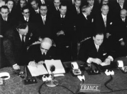 Dans un contexte de crise, la CEE a été un choix contraint pour approfondir l'Europe... ce qui peut expliquer les déséquilibres d'aujourd'hui.