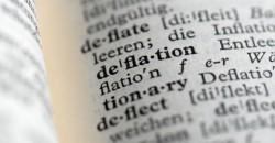 Qu'est-ce que la déflation ?