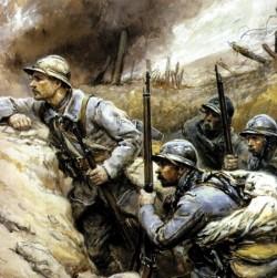 La théorie libérale apparaît suite à la Première Guerre mondiale dont le bilan humain approche les 10 millions de morts.