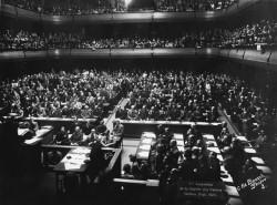 7ème Assemblée de la Société des Nations, Genève, Septembre 1926.