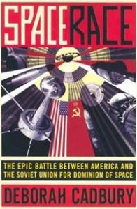 """""""La course à l'espace"""" de Deborah Cadbury, symbole de l'opposition Est-Ouest pendant la Guerre Froide"""