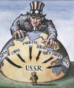Le réalisme classique inspira durant la guerre froide la mise en place de la politique américaine d'endiguement à l'égard du bloc soviétique.