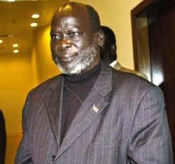John Garang, grande figure du combat du Soudan du Sud