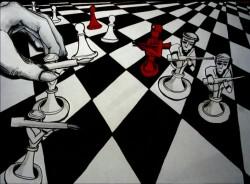 La géostratégie : un jeu d'échecs à l'échelle mondiale?