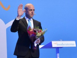 Ousted Prime minister Fredrik Reinfeldt came into power in 2006 and is the country's longest serving conservative leader
