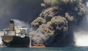 L'attaque du tanker Limburg, le 6 octobre 2002 au large du Yémen, revendiquée par Al Qaeda dans la Péninsule Arabique.