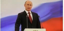Vladimir Poutine développe le concept de Nouvelle Russie, axé sur la défense de l'ensemble des populations russophones .