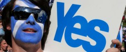 "Scotland voting ""Yes"" to independence may be a huge challenge to today'sInternational Law."