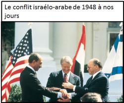 conflit israelo arabe