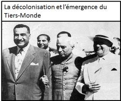 décolonisation tiers-monde