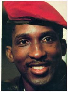 "Thomas Sankara, surnommé le ""Che Guevara africain"""