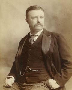 Theogore Roosevelt, président à 42 ans, est toujours le plus jeune président à être entré en fonction.
