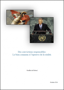 convictions responsables