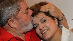 L'ombre et l'aura de Lula planent de moins en moins autour de Dilma Roussef, à peine réelue mais déjà à l'épreuve