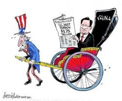 Les Etats-Unis à la merci du prêteur chinois ?