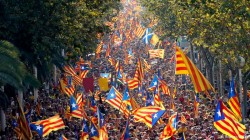 80% of Catalans wish for independence, according to the latest vote.