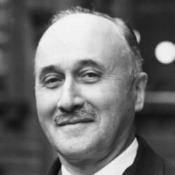 Jean Monnet, l'un des instigateurs de la reconstruction française