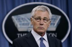 Le ministre de la Défense, Chuck Hagel, démissionne, laissant des dossiers brûlants à son successeur.